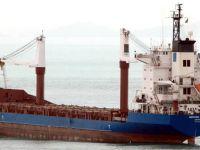 Türkiye'den giden patlayıcı yüklü gemi inceleniyor