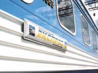 Ukrayna, uçaktan sonra Rusya ile tren seferlerini de durduruyor