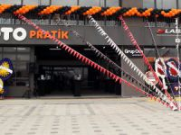 Otopratik'in 42. mağazası Bursa'da açıldı