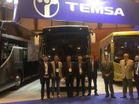 TEMSA, Madrid FIAA 2017'de 4 aracını sergiledi