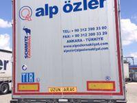 """Alp Özler Lojistik, """"Schmitz ile gençleşmeye devam"""" dedi"""