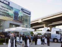 Scania, yeni nesil araçlarını 2.500 kişiyle buluşturdu