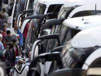 Bayramda 600 bin kişi İstanbul'dan ayrılacak