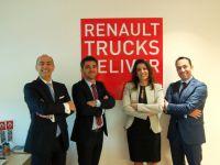 Renault Trucks'ta yeni atamalar