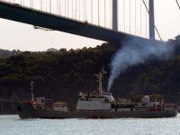 Boğaz'da Rus istihbarat gemisi alarmı