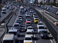 92 bin araç daha trafiğe çıktı