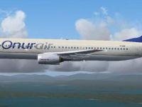 Rusya charter seferlerine Onur Air takviyesi
