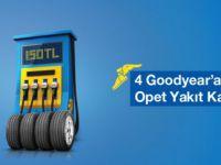 Goodyear'dan yakıt kazandıran kampanyaya devam