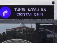 Avrasya Tüneli kapalı ama paralar tıkır tıkır ödeniyor
