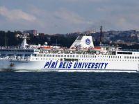 Piri Reis eğitim gemisi Kos Adası'na yardıma gidiyor