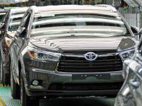 Toyota'dan ihracat rekoru