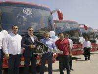 Mersin Travel filosuna 10 adet 2+1 Safir Plus kattı