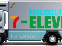 Toyota'nın hidrojenli kamyonu yaygınlaşıyor