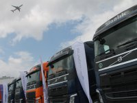 Sağlık Lojistik 25 milyona 50 Volvo çekici aldı
