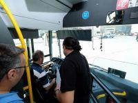Mercedes'ten halk otobüs şoförlerine ekonomik sürüş eğitimi