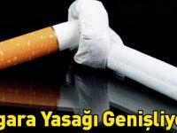 Artık aracınızda da sigara içemeyeceksiniz