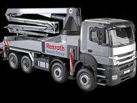 Bosch Rexroth'tan kamyon ve otobüse özel hidrolik çözümler