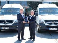 Mercedes'ten Az-Al Turizm'e 20 adet Sprinter