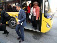 DİKKAT! o tarihte İstanbul'da ulaşım ücretsiz