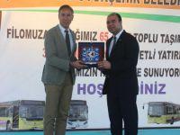 Karsan'dan Şanlıurfa'ya  20 adet, 18 metre otobüs