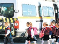 Okul servisi sürücülerine sınav şartı geliyor