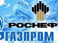 Rosneft, Gazprom'a karşı
