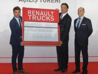 Renault Trucks, Ege'de gücünü artırıyor