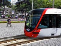 Trabzon'da hafif raylı sistem yılsonunda hazır