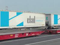 Ekol, Belçika ve İtalya'yı blok trenle bağladı