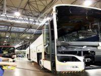 Mercedes-Benz Türk'e, ihracatın yıldızları ödülü