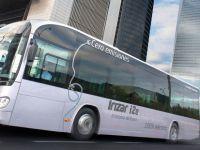 Elektrikli Irizar otobüsleri yılsonunda yollarda
