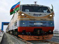 Azerbaycan İran yük treni bağlantısı hazır