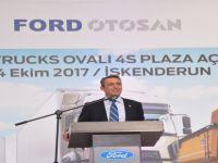 İskenderun'da Ford Trucks 4S plaza açıldı
