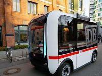 Almanya'da şoförsüz otobüs dönemi başladı