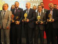 En prestijli lojistik ödülü 'Atlas' 8. kez taçlandırdı