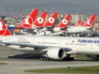Toplam yolcu trafiği 165 milyona yaklaştı