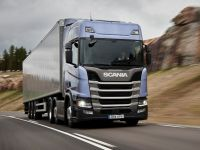 Scania, yine ithal çekici pazarının zirvesinde