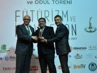 Aktaş Holding'e yenileşimde liderlik ödülü