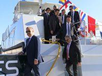 Dünyanın En Hızlı Karakol Gemisi Katar'a Verildi