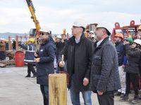 Cemre Tersanesi, 40. feribotu da Norveç'e teslim etti