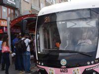 Kadınlara Özel Pembe Otobüs