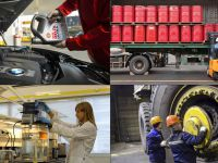 Küresel madeni yağ pazarının lideri yine Shell