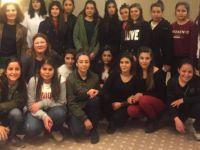 """Mercedes-Benz Türk, Gaziantep'teki """"yıldızlarını"""" ziyaret etti"""