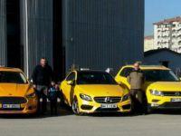 İstanbul'da lüks taksi dönemi