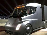 Tesla Semi için en büyük sipariş UPS`ten