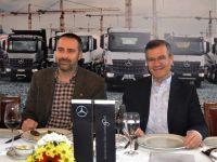 """""""Mercedes kamyonlarda  teknolojik dokunuşlar sürecek"""""""