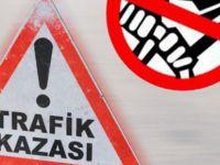 Toplam kazada Ankara, ölü sayısında İstanbul ilk sırada