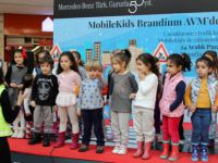 Mercedes-Benz Türk,  İstanbul'da çocuklarla buluştu