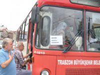Trabzon'da Toplu Ulaşımda Yolcu Sayısı 13 Milyonu Aştı