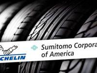 Michelin ve Sumitomo ortak şirket kuruyor